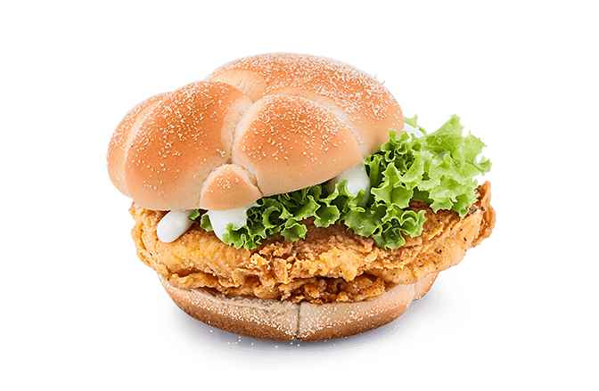 Chubby Chicken Sandwich