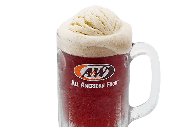 Famous A&W® Root Beer Floats