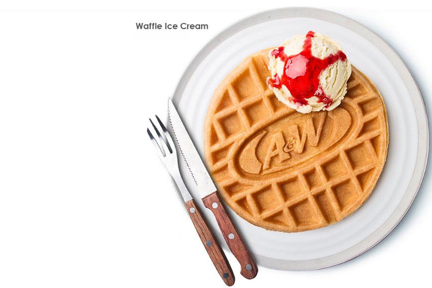 Waffle Ice Cream